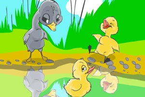 The Ugly Duckling short story