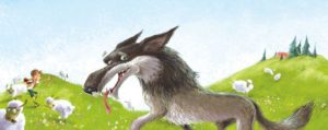 the boy who cried wolf story meaning