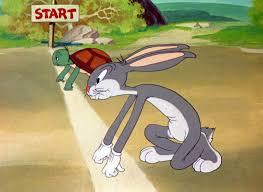 the rabbit and tortoise short story