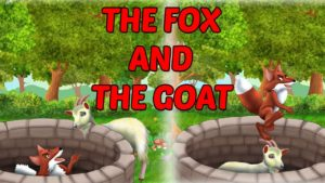 the fox and the goat short moral story