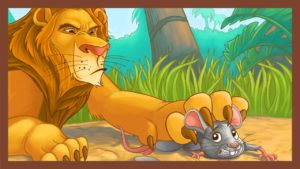 the lion and the mouse short story